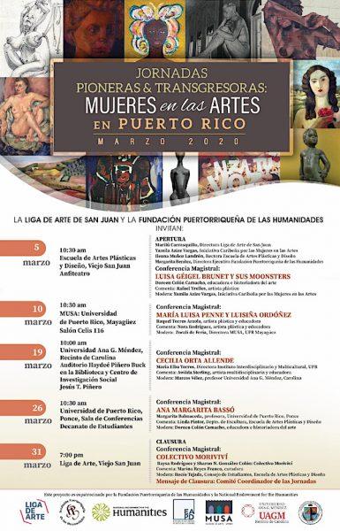 mujeres en el arte calendario
