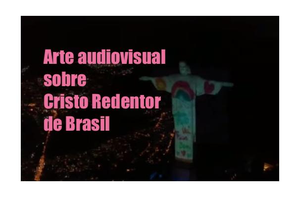 cristo redentor brasil arte audiovisual