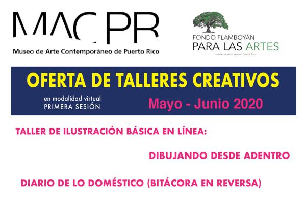 museo talleres creativos con artistas