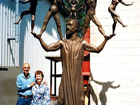 escultor Buscaglia
