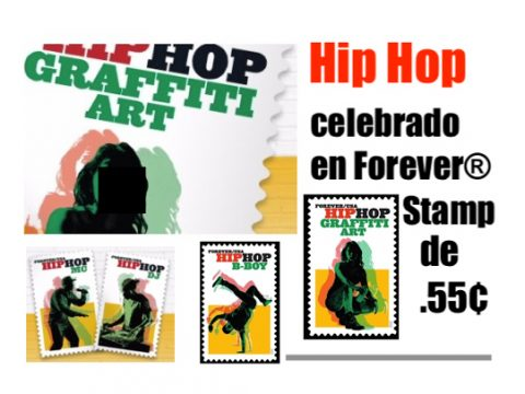 forever stamps hip hop