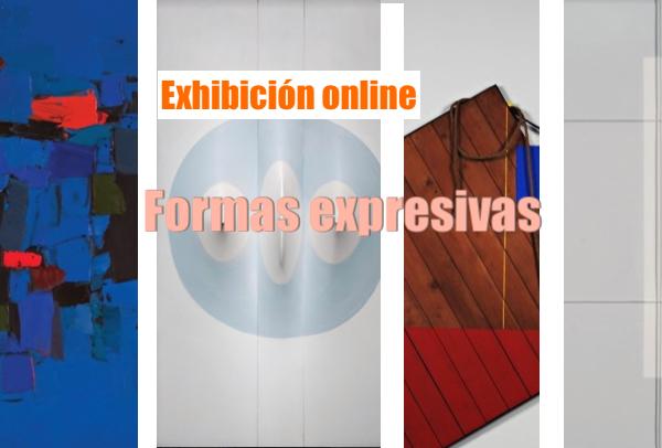 Formas expresivas arte abstracto