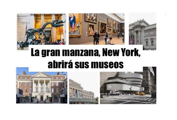 museos new york covid apertura agosto