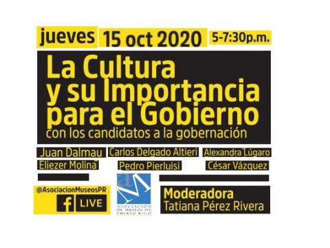 debate cultura y politicos