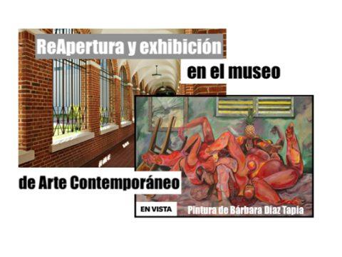museo reabre y exhibicion