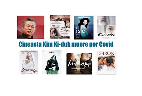 Ki-duk Kim cineasta muere