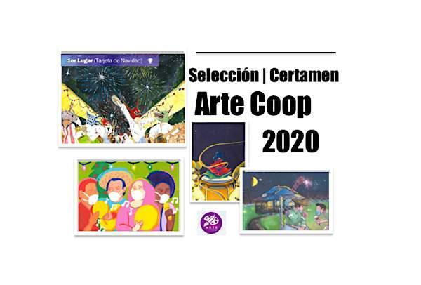 Selección de ganadores arte coop 2020