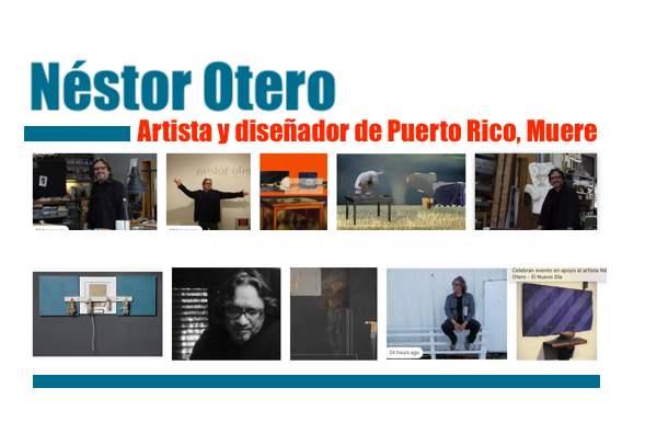 otero Nestor artista