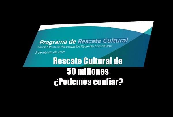 Rescate cultural puerto rico