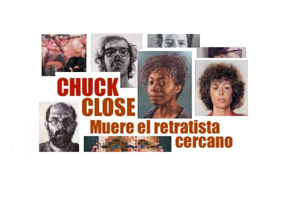 Chuck Close muere