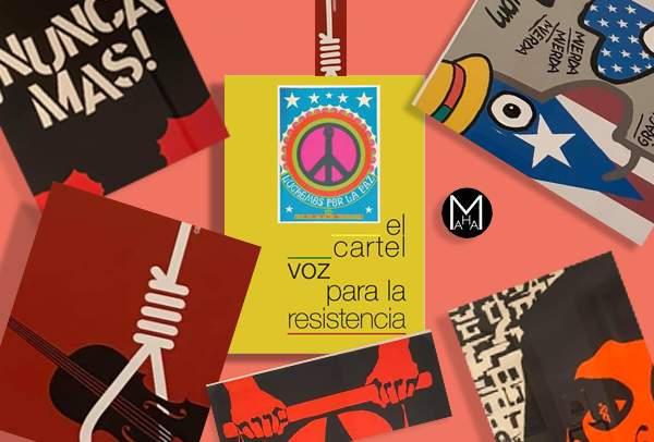 el cartel voz para la resistencia