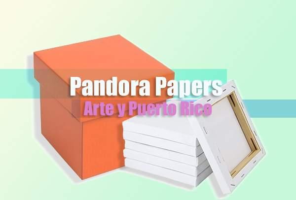 Pandora Papers arte puerto rico