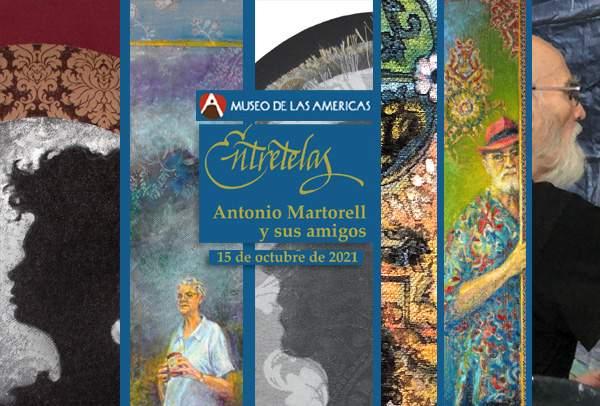 entretelas Antonio Martorell museo americas